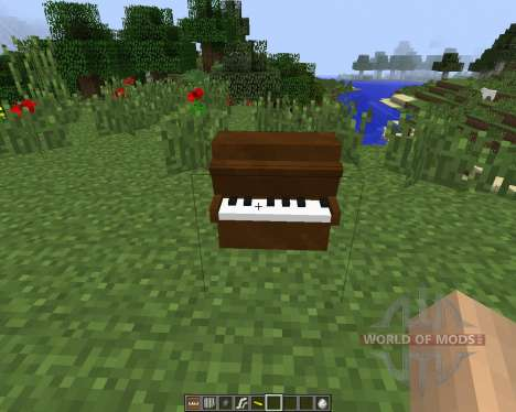 MusicCraft [1.7.2] for Minecraft
