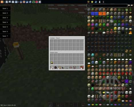 Secret Rooms [1.6.4] for Minecraft