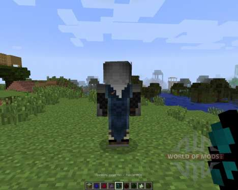 The Amazing [1.7.2] for Minecraft