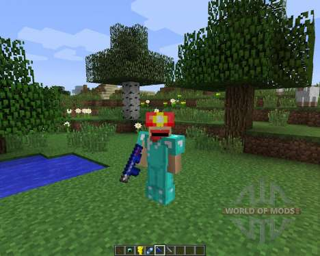 Spelunker [1.7.2] for Minecraft