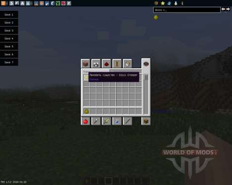 DiscoCreeper [1.7.2] for Minecraft