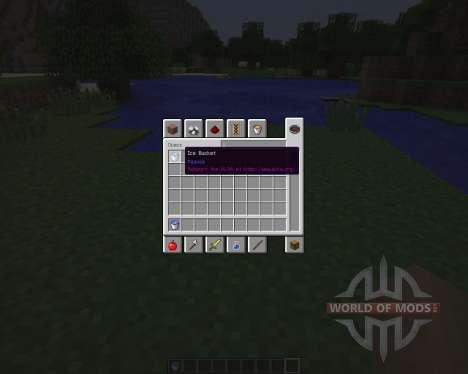 Ice Bucket Challenge [1.7.2] for Minecraft