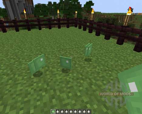 Jelly Cubes [1.7.2] for Minecraft