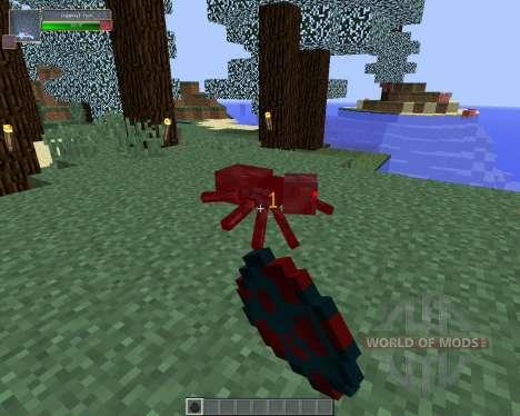 Damage Indicators [1.8] for Minecraft