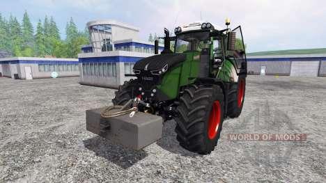 Fendt 1050 Vario [fixed] for Farming Simulator 2015