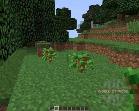 Auto Sapling [1.8] for Minecraft