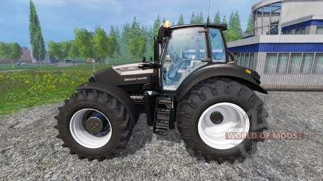 Deutz-Fahr Agrotron 7250 TTV Black Edition for Farming Simulator 2015