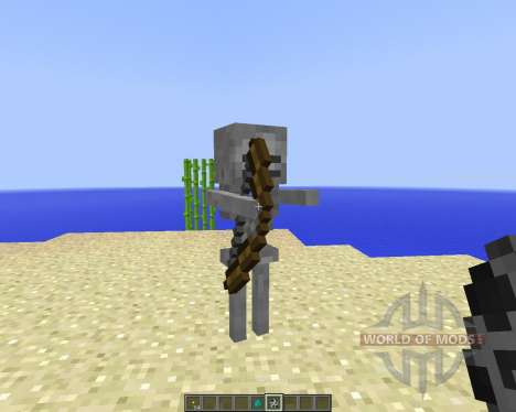Zombie Sunscreen [1.8] for Minecraft