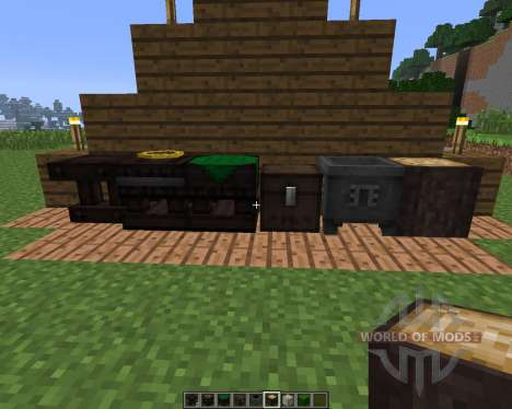 Thaumcraft [1.6.4] for Minecraft