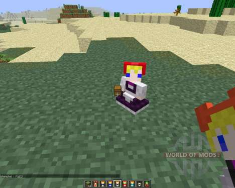 Touhou Alices Doll [1.6.4] for Minecraft