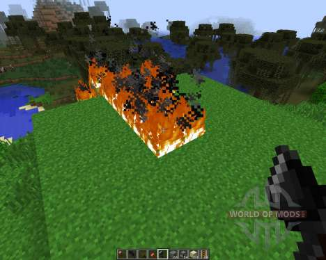 Block Launcher [1.7.2] for Minecraft