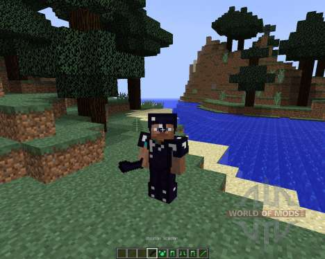 Emerald and Obsidian Tools [1.8] for Minecraft