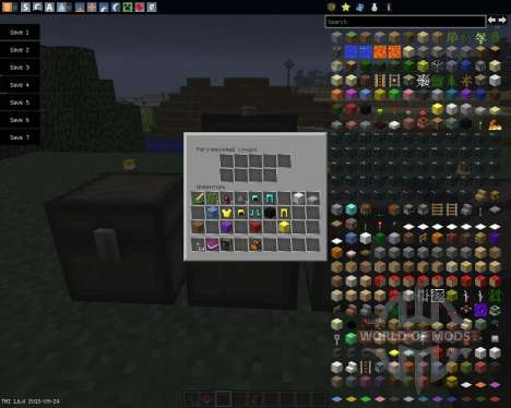 Better Chests [1.6.4] for Minecraft