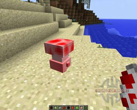 Super Mario [1.7.2] for Minecraft