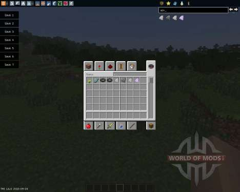 Survival Wings [1.6.4] for Minecraft