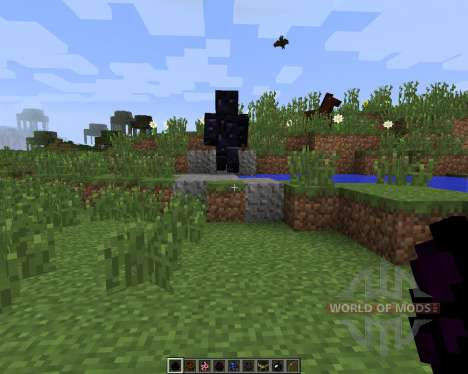 Obsidian Realm [1.7.2] for Minecraft