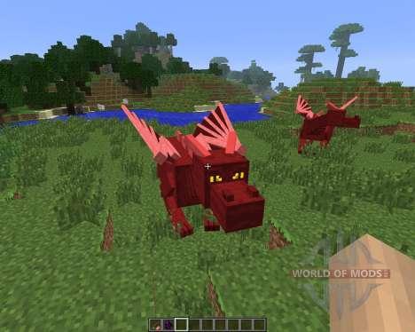 Dragon Craft [1.6.4] for Minecraft