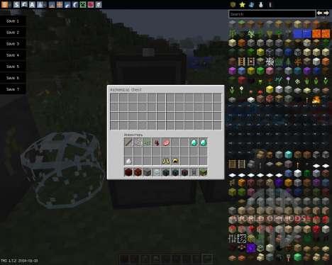 Equivalent Exchange 3 [1.7.2] for Minecraft