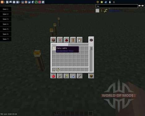 Fairy Lights [1.6.4] for Minecraft