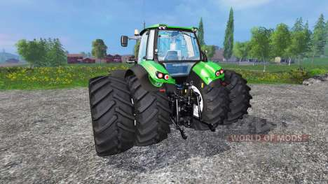 Deutz-Fahr Agrotron 7250 wdtrw v1.3 for Farming Simulator 2015