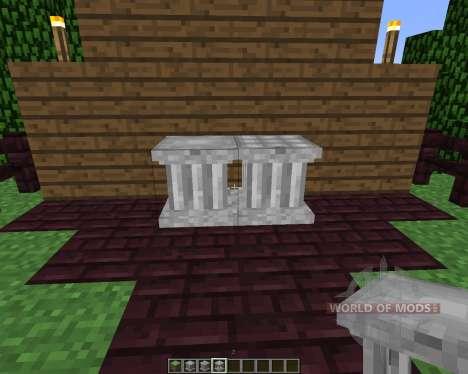 Crafting Pillar [1.5.2] for Minecraft
