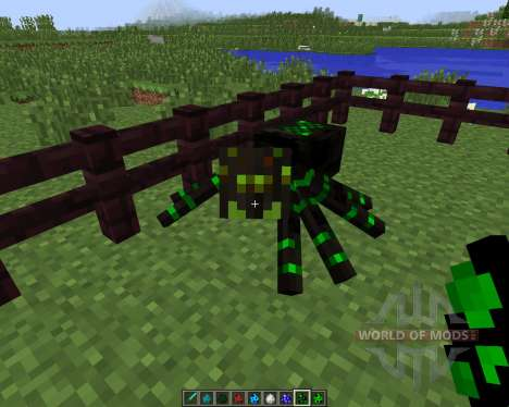 Undead Plus [1.7.10] for Minecraft