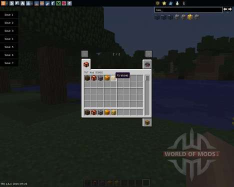Nuke TNT [1.6.4] for Minecraft