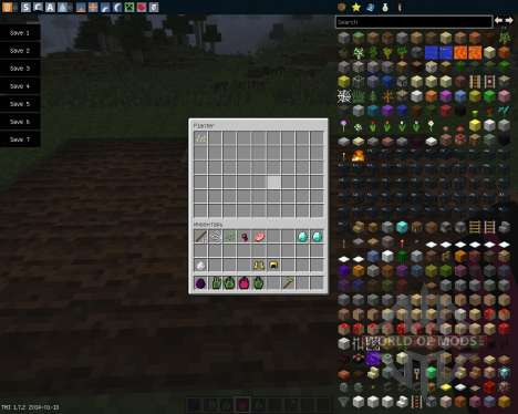 Planter Helper [1.7.2] for Minecraft