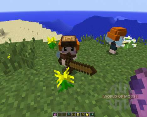 Fairy [1.7.2] for Minecraft