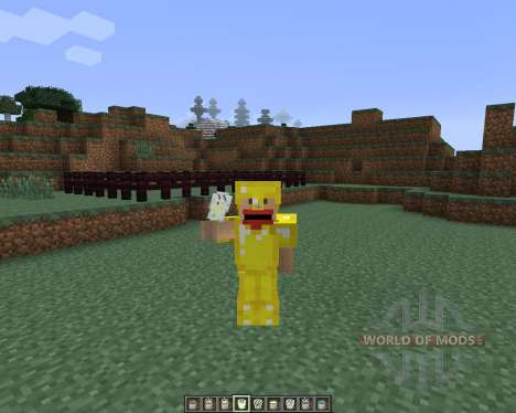 Mo Drinks [1.7.2] for Minecraft