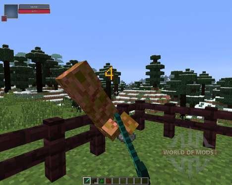 Damage Indicators [1.6.4] for Minecraft