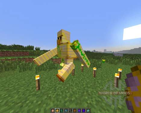 Team Crafted [1.6.4] for Minecraft