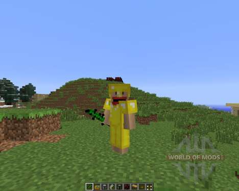 Minecessity [1.6.4] for Minecraft
