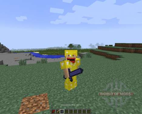 Powerful Tools [1.7.2] for Minecraft