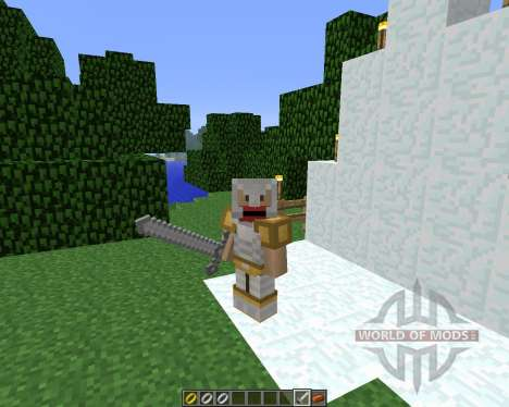 Lord of the Rings [1.5.2] for Minecraft