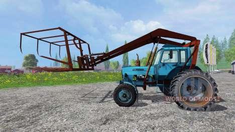 MTZ-80 Loader for Farming Simulator 2015