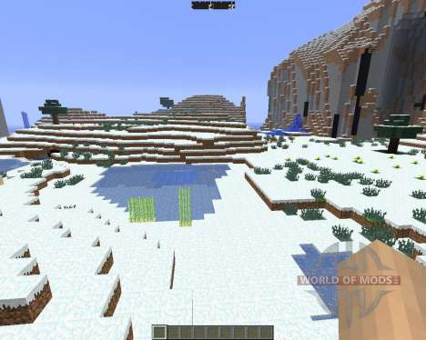DirectionHUD [1.6.4] for Minecraft