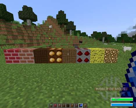 Essence Of The Gods [1.8] for Minecraft