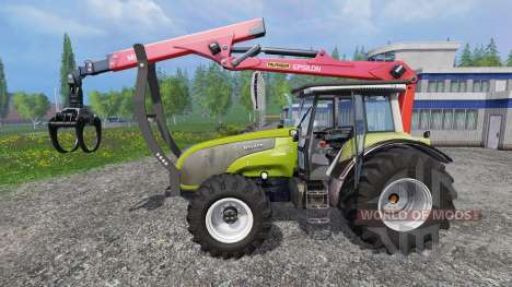 Valtra T140 Forest for Farming Simulator 2015