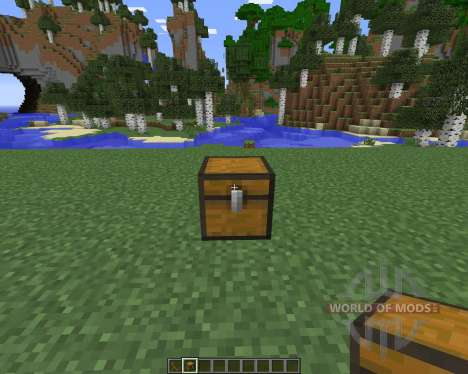 Chest Transporter for Minecraft