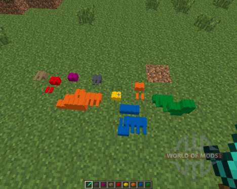 Billund (Lego) [1.6.4] for Minecraft