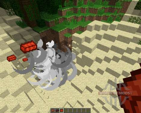 Throwable Bricks [1.5.2] for Minecraft