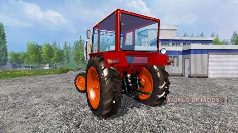 UTB Universal 650 model 2002 for Farming Simulator 2015