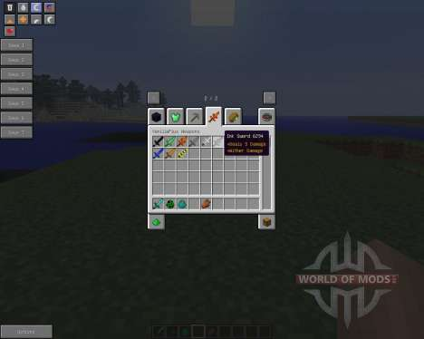 Vanilla Plus [1.5.2] for Minecraft
