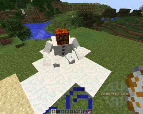 Mutant Creatures [1.7.2] for Minecraft