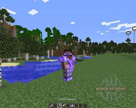 Mithril by Dawars for Minecraft