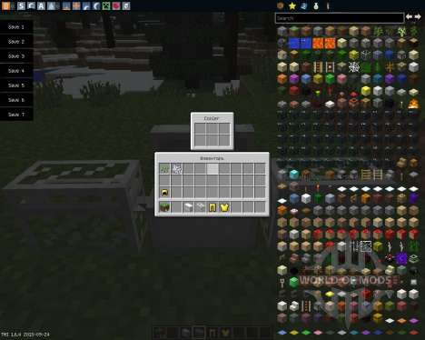 Coolers [1.6.4] for Minecraft