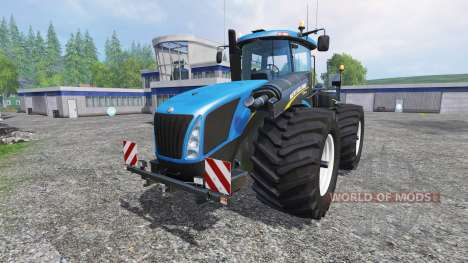 New Holland T9.560 blue for Farming Simulator 2015