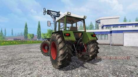 Fendt Favorit 611 LSA for Farming Simulator 2015