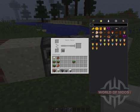 MasterChef [1.8] for Minecraft